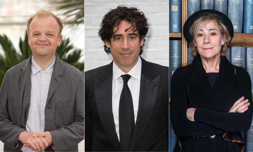 Toby Jones, Stephen Mangan and Zoë Wanamaker, who will star in a new production of Harold Pinter's The Birthday Party.