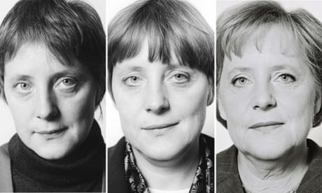 The many faces of Angela Merkel: 26 years of photographing the German chancellor
