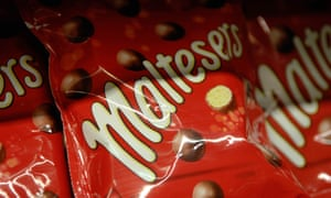 Mars blames the rising cost of raw materials for the shrinking packs of Maltesers.