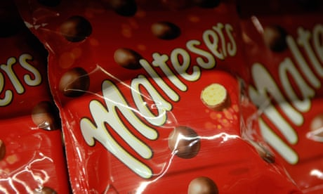 Revealed Chocolate And Drinks Shrink Since Brexit Vote With