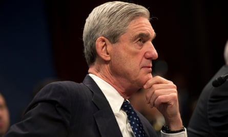 Robert Mueller is investigating Russian interference in the 2016 US election.