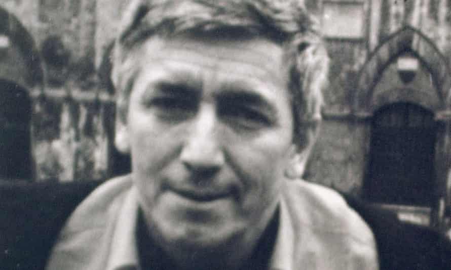 Bulgarian dissident Georgi Markov.