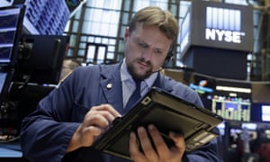 US investors Wall Street traders