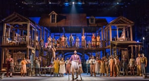 Porgy and Bess at London Coliseum