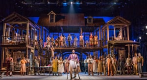 Porgy and Bess at the Coliseum, October 2018.