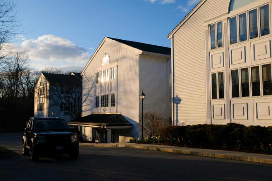 The Belmont Manor Nursing and Rehabilitation Center in Belmont, Massachusetts.