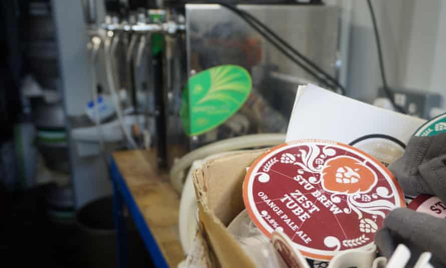 Many breweries throw recyclable kegs straight into landfill.