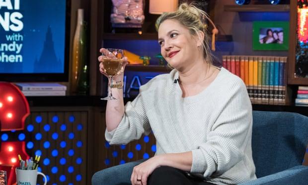 Drew Barrymore has a Californian wine brand.