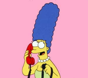 Marge Simpson, The Simpsons.