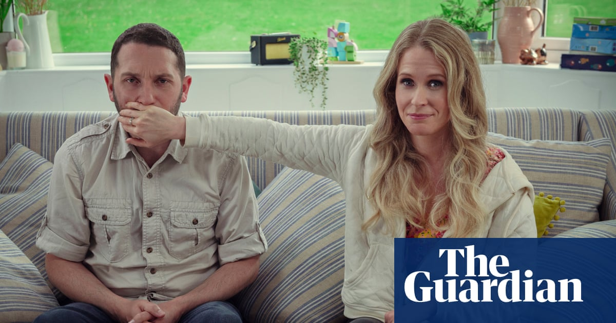 TV tonight: what's it like to live with Jon Richardson and Lucy Beaumont?