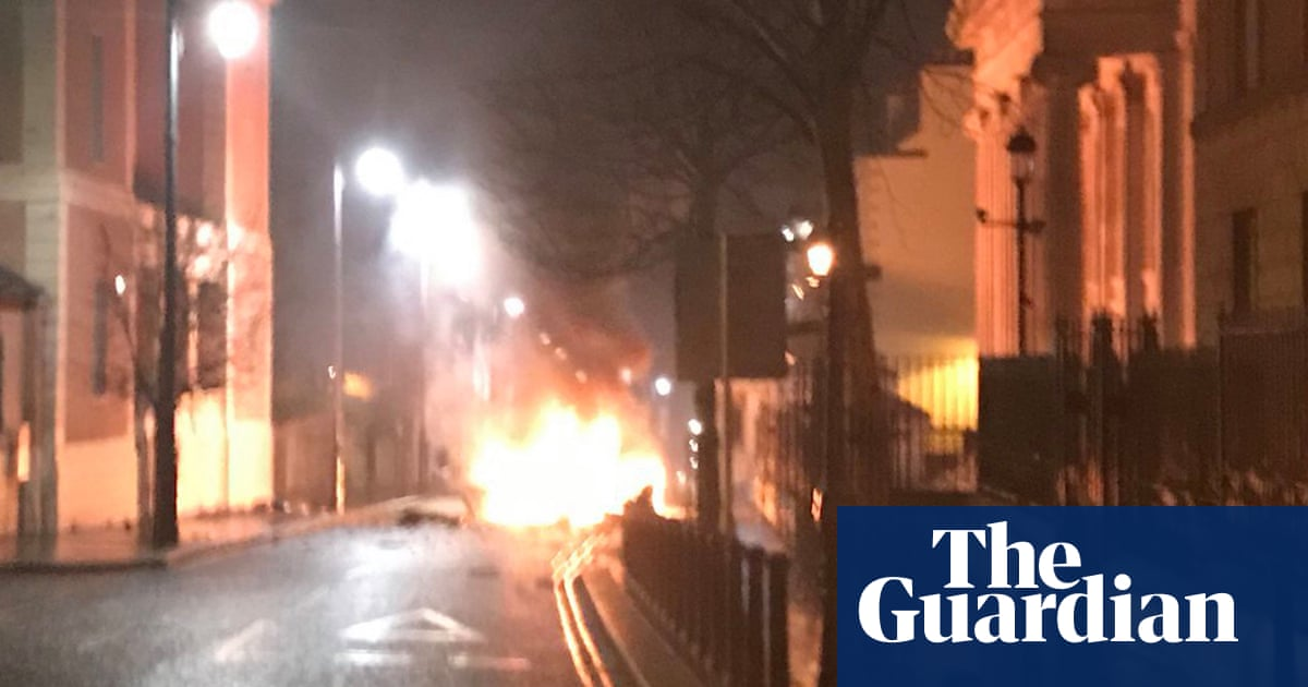 Londonderry: Suspected car bomb explosion investigated