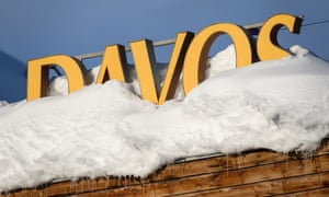 Eve of the World Economic Forum in Davos