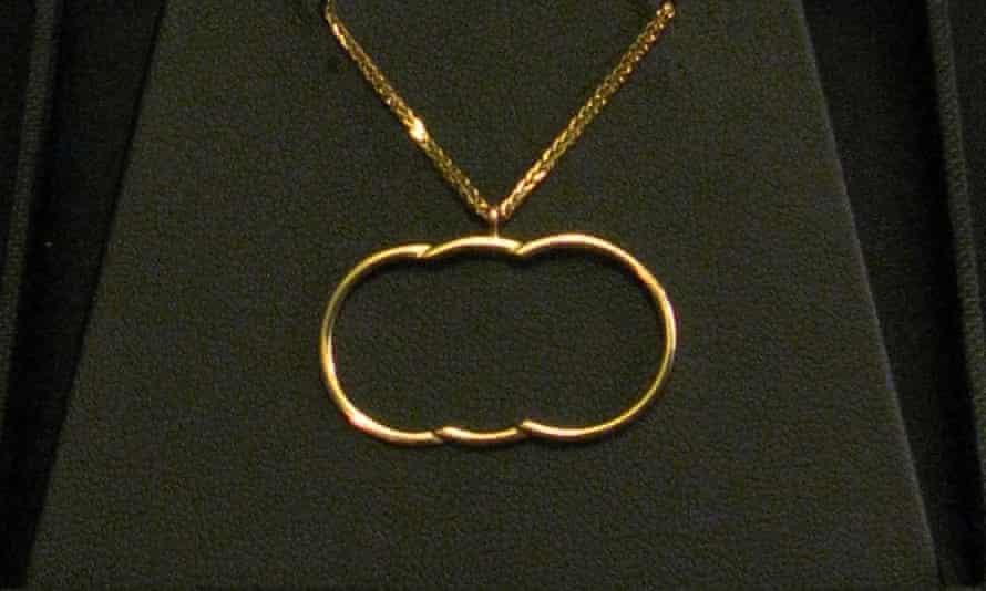 Hatton Tom Foolery necklace