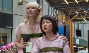 Okja, one of Netflix's two films at the festival