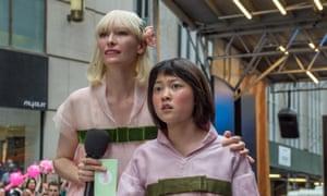 Controversial … Bong Joon-ho's Okja