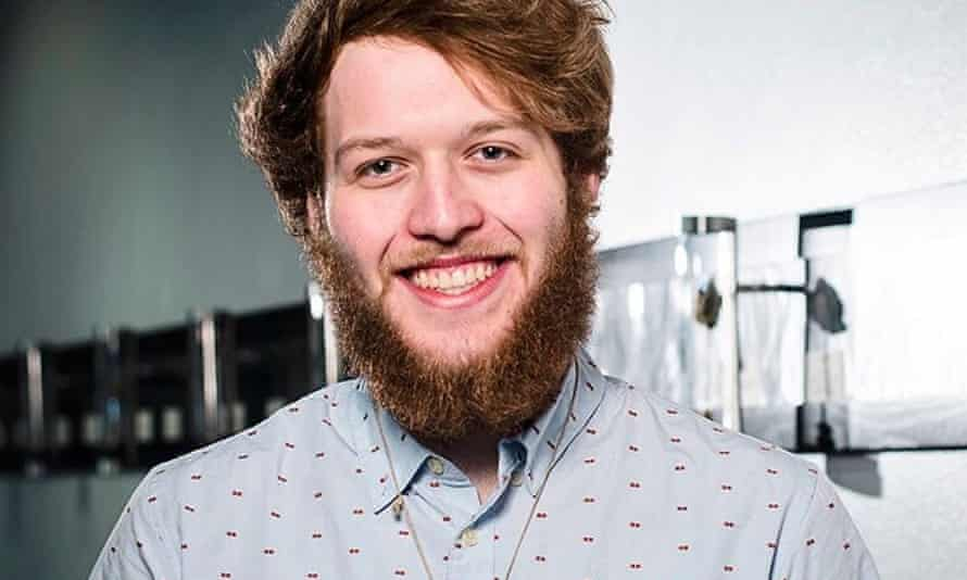 Josh Young makes as much money smoking weed on Youtube as he did working in the restaurant industry.