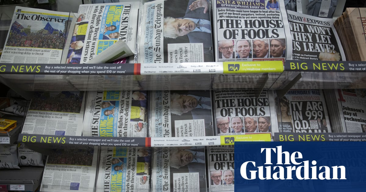 Journalists' duty to seek the bigger picture | Letters