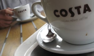 China Expansion Brewing For Costa Coffee Owner Business