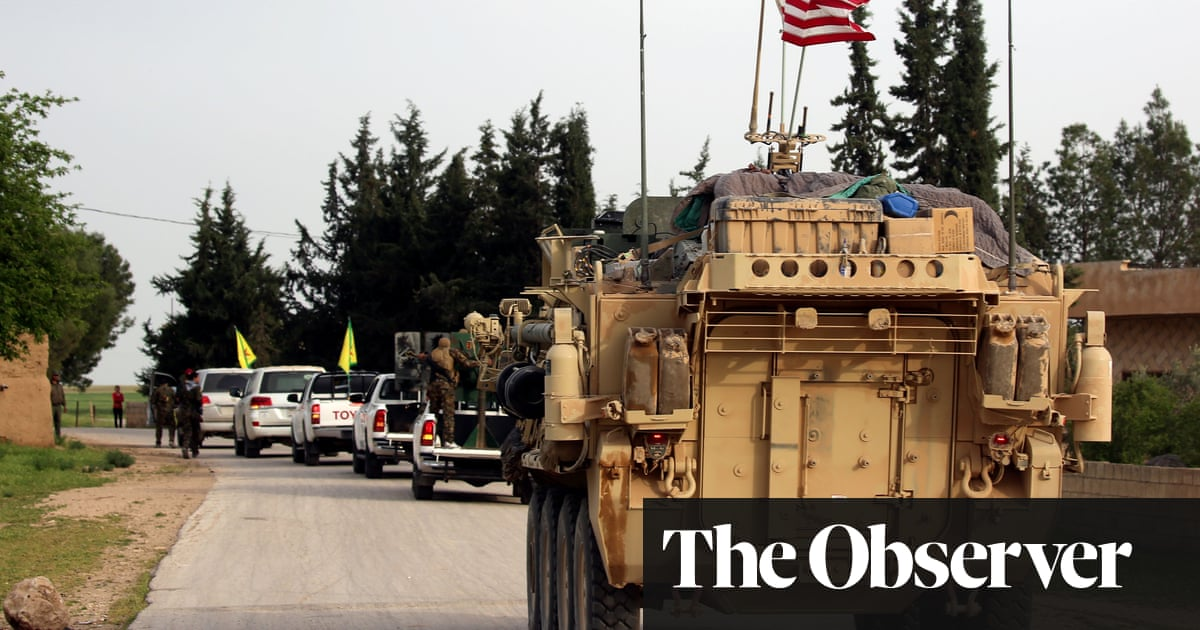Trump's Syria move pleases dictators and hands initiative to Isis