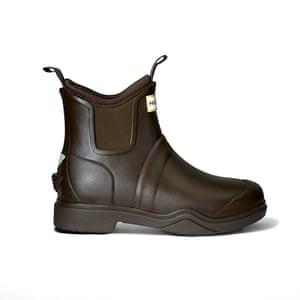 Waterproof boots, £80, hunterboots.com.