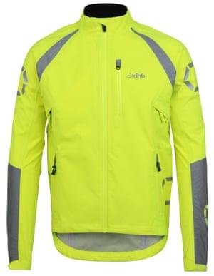 dhb Flashlight Force waterproof jacket
