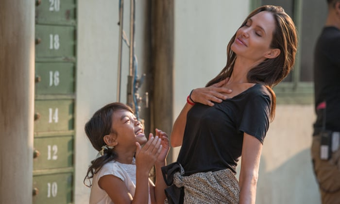Money 'taken from Cambodian child' in casting game for Angelina Jolie movie