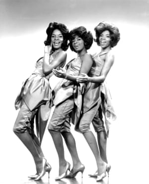 Martha and the Vandellas, in about 1964.