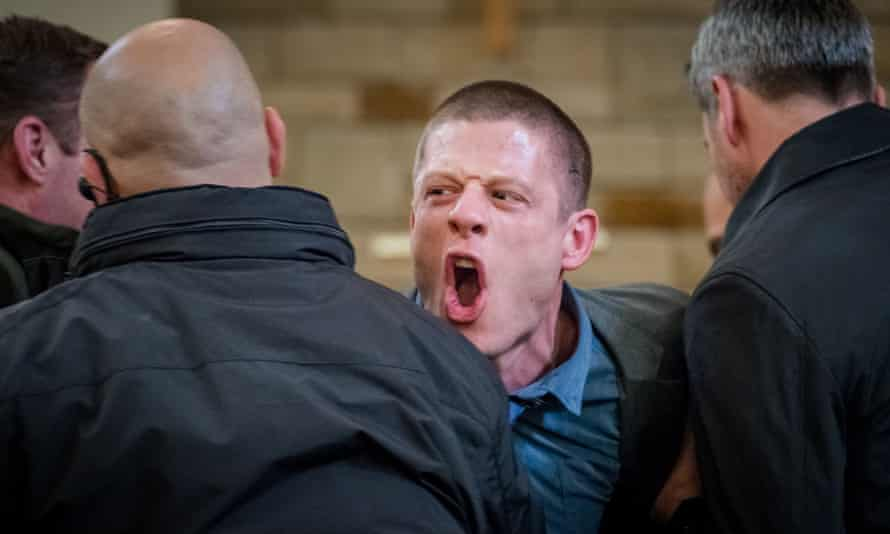 James Norton as Tommy Lee Royce, the rapist and proximate cause of Catherine's daughter's suicide.