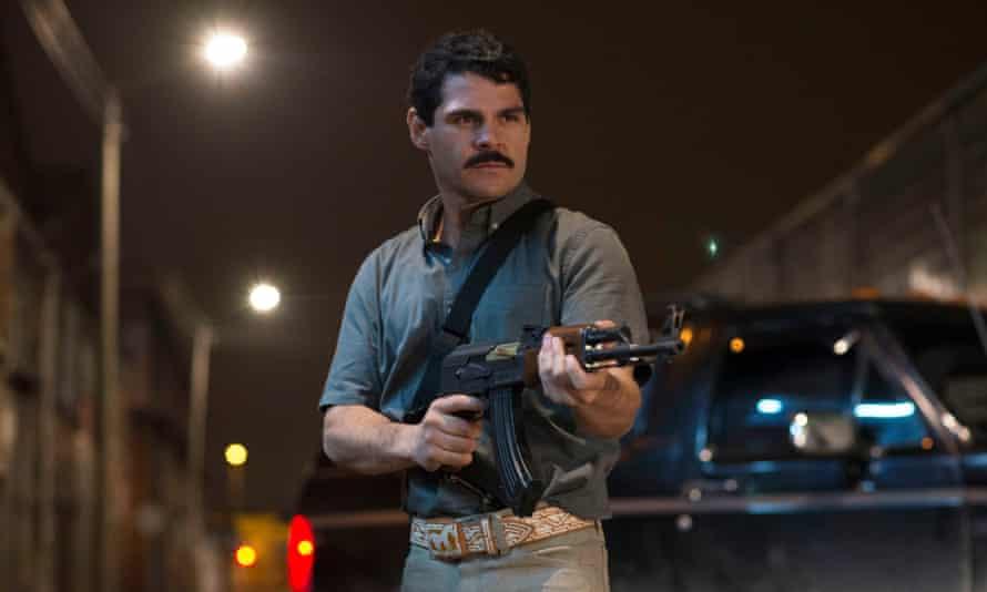 Marco de la O in El Chapo.