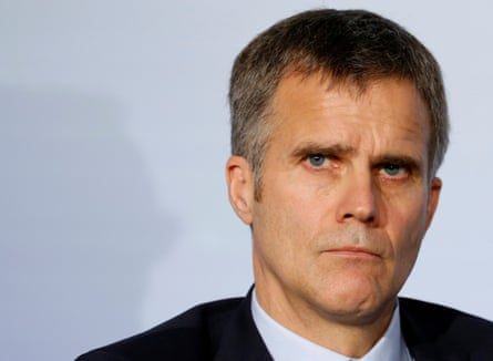 Helge Lund, BG Group's CEO