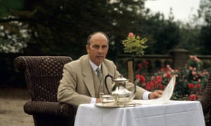 Anthony Valentine as Baron Gruner in The Illustrious Client, an episode from The Casebook of Sherlock Holmes drama series.