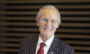 Nicholas Parsons … 'I went straight from the English public school – St Paul's – into working-class Clydeside.'