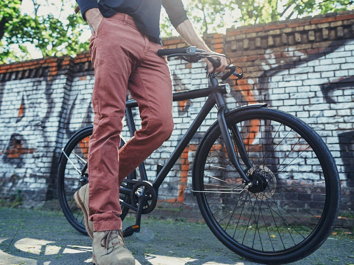 Is This Bike Really Theft Proof Life And Style The Guardian