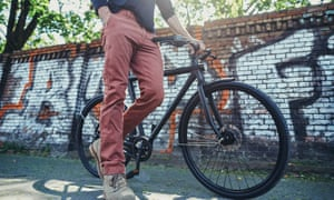 Is this bike really theft-proof? | Life and style | The Guardian