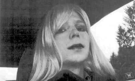 An undated photo provided by the U.S. Army shows Chelsea Manning