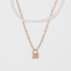Two-strand padlock, £6.99, hm.com