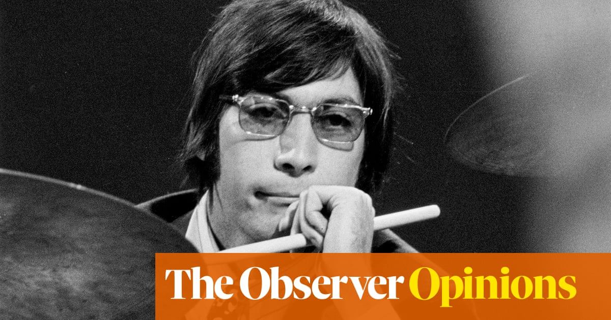 Charlie Watts showed us how a man could be – cool, modest and always classy