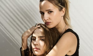 'It's time we recognised women feel violence and anger too': Julia Ducournau, with Garance Marillier, star of Raw.