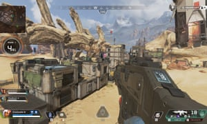 Apex Legends – confrontations are fast and deadly