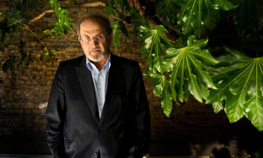 Salman Rushdie.