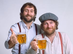 Chas and Dave in 1983