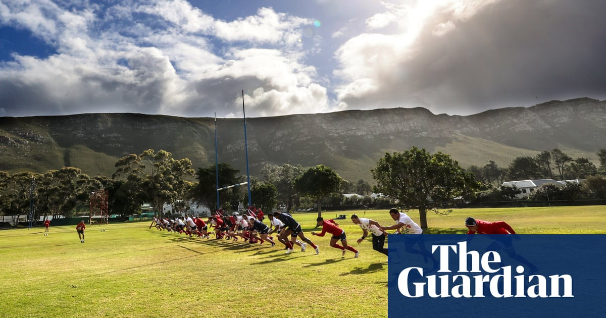 South Africa unleash Kolbe and Am on Lions to create unofficial 'fourth Test'