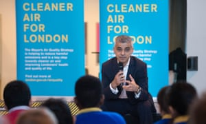 The mayor of London Sadiq Khan is demanding VW reimburse Transport for London for revenue lost in congestion charge because of 'defeat devices'.