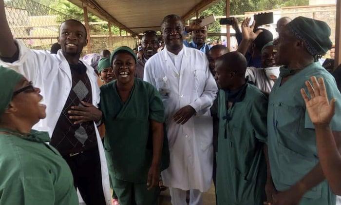 My friend Denis Mukwege is a beacon for all men to follow | Eve
