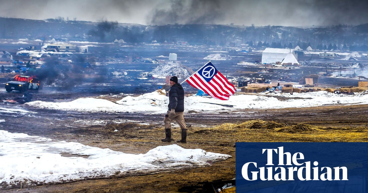 'Treating protest as terrorism': US plans crackdown on Keystone XL activists | Environment | The Guardian