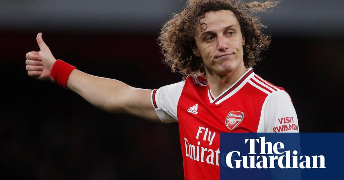 Arsenal's Mikel Arteta pleased with commitment of 'terrific' David Luiz