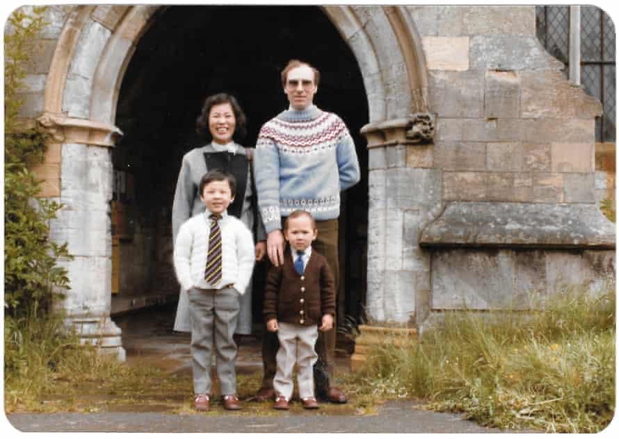 Rob Allison family photo
