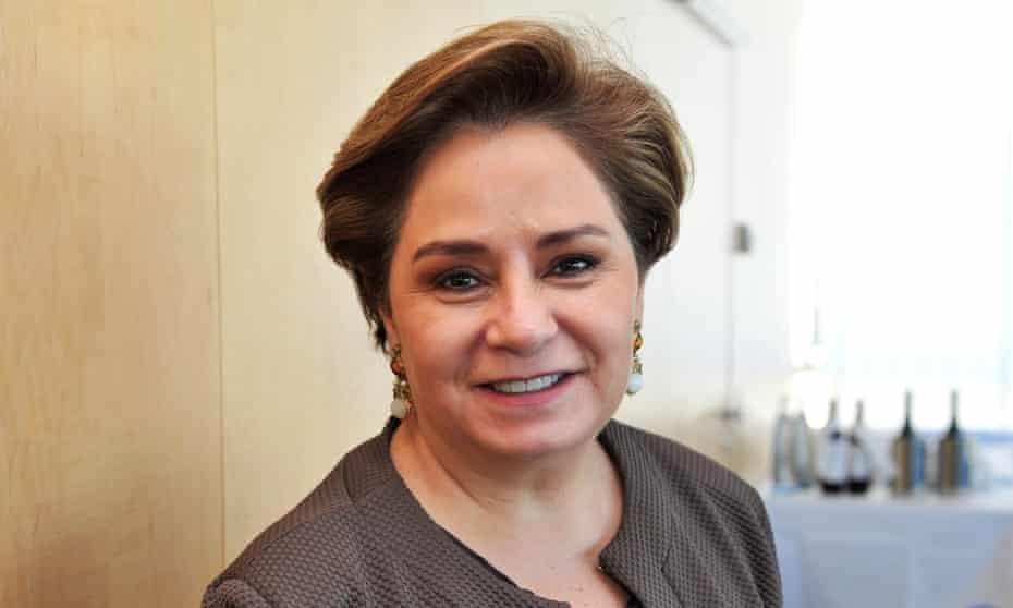 Patricia Espinosa, the UN's climate change chief