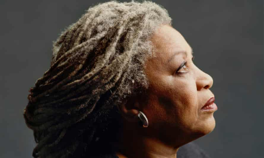 Toni Morrison in 1997.
