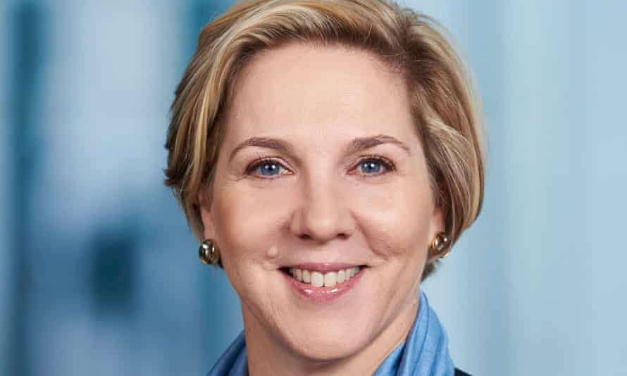 Robyn Denholm who has been announced as Tesla's new Board Chair. Elon Musk remains chief executive of Tesla.